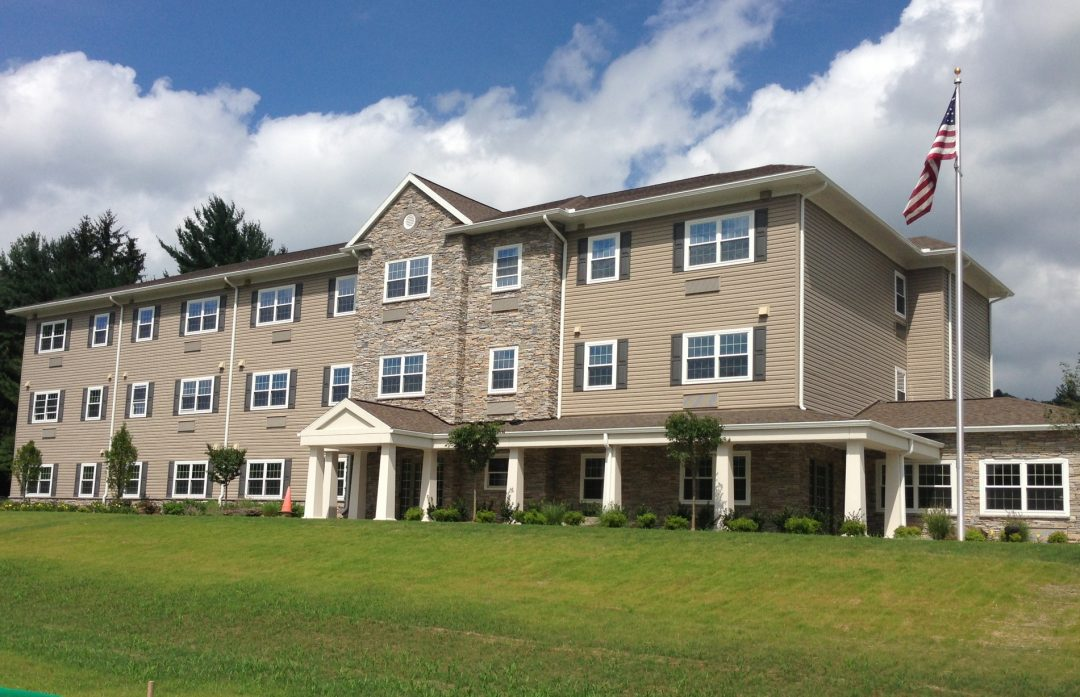 New Milford Creekside Apartments